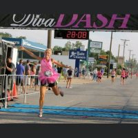 mackenzie mckee breaks silence on moms death with photo of angie crossing finish line