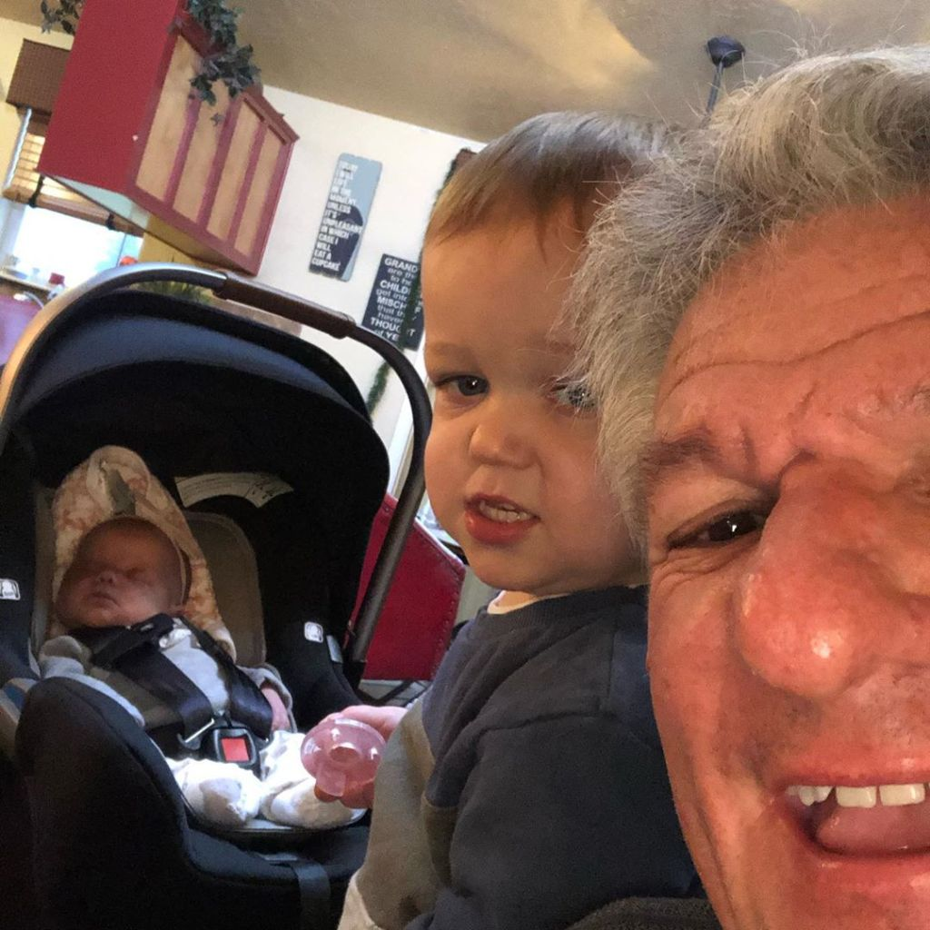Little People, Big World's Matt Roloff Babysat for Both Jackson and Lilah 'Solo': 'I Can Do This'