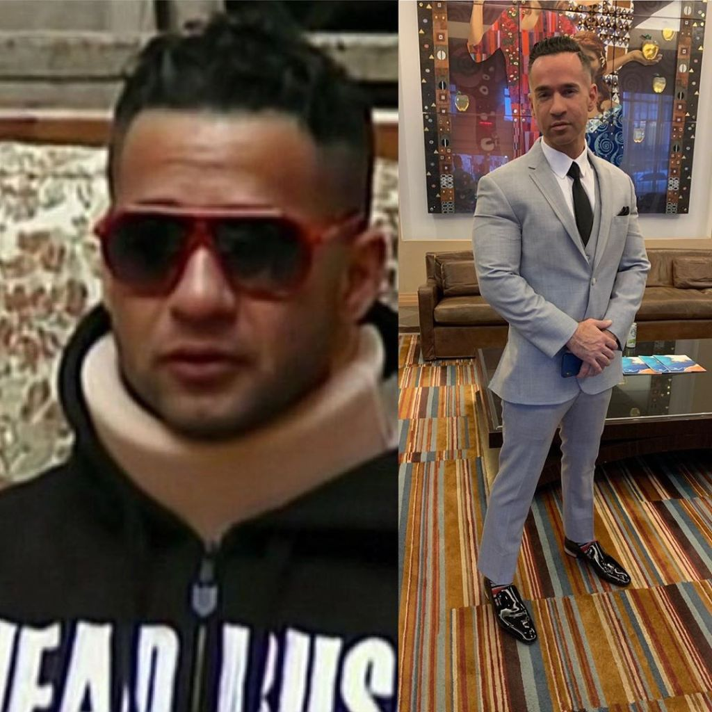 Mike Sorrentino Had the Glow-Up of the Decade: 'Your Current Situation Is Not Your Final Destination'