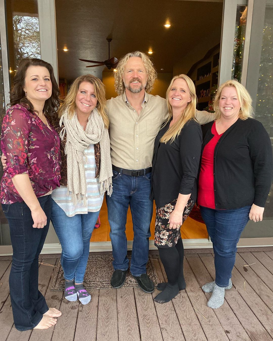 Sister Wives: When Janelle Brown Posts – Fans Notice