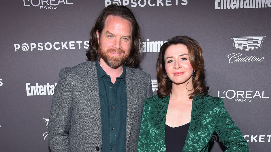 Caterina Scorsone and Rob Giles Welcome Third Child