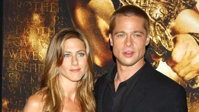Brad Pitt and Jennifer Aniston Newlywed Home for Sale