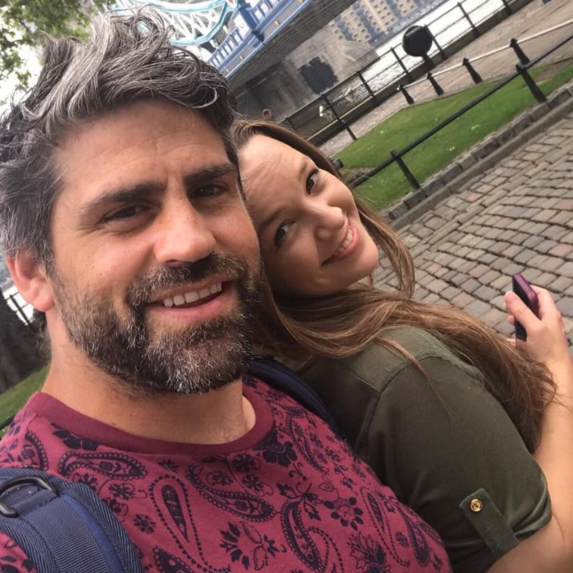 '90 Day Fiance' Couple Jon and Rachel Reunite in England