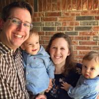 Abbie Burnett's Brother John Clay Burnett Snaps Selfie With Wife and Kids