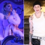 Ariana-Grande-Throws-Shade-at-Ex-Pete-Davidson-in-Grammys-Performance