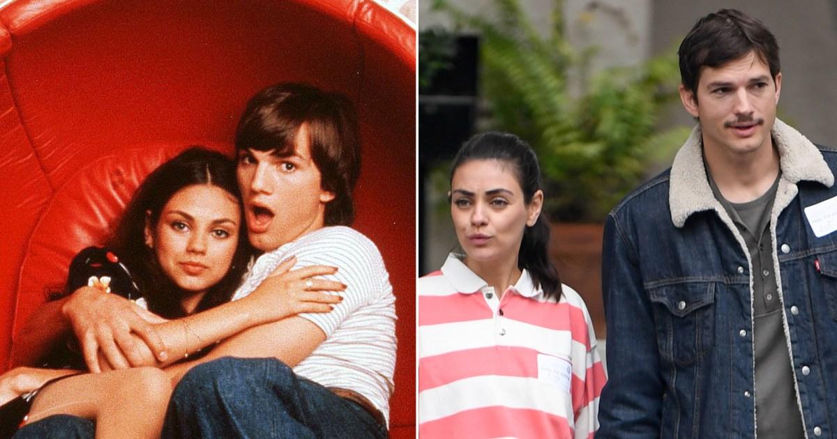 A Look Back at Ashton Kutcher and Mila Kunis' Relationship Timeline