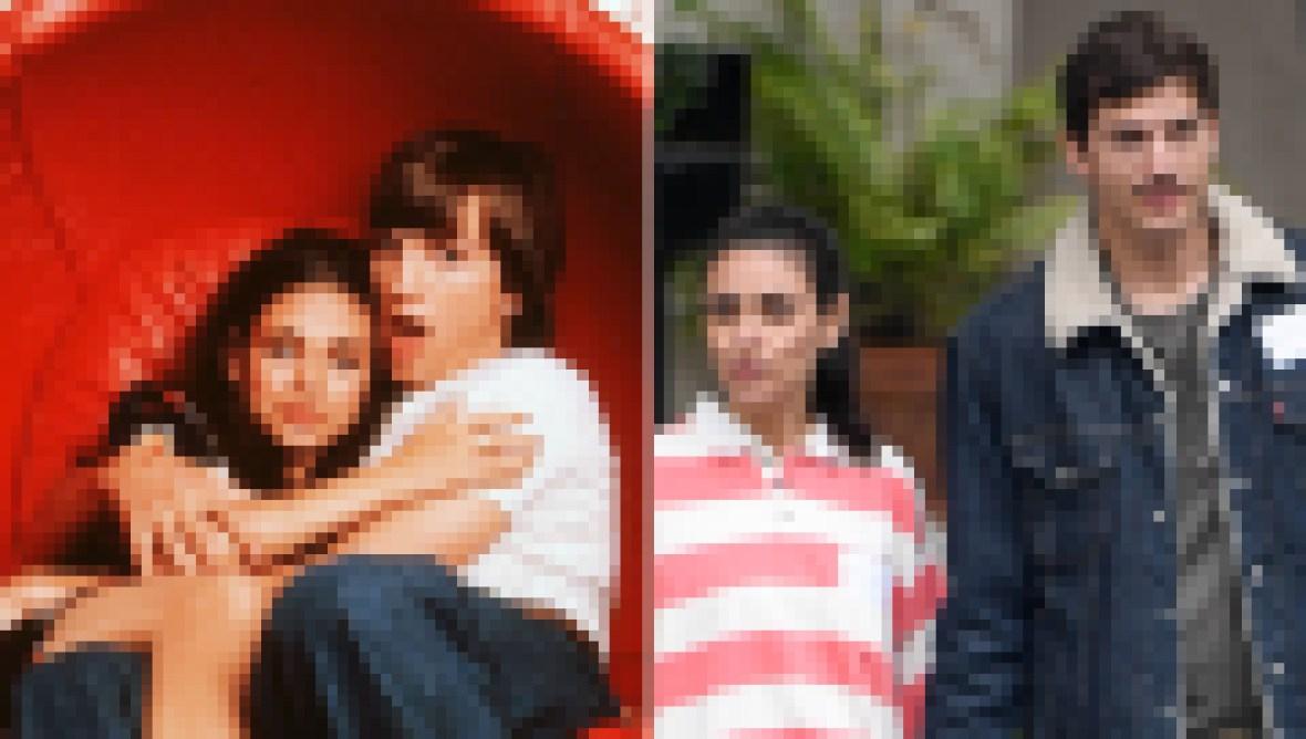 Ashton Kutcher and Mila Kunis' Relationship Timeline