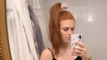 Audrey Roloff Bare Baby Bump Photo Ahead of Due Date