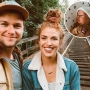Inset Photo of Jeremy Roloff and Audrey Roloff with Son Bode James