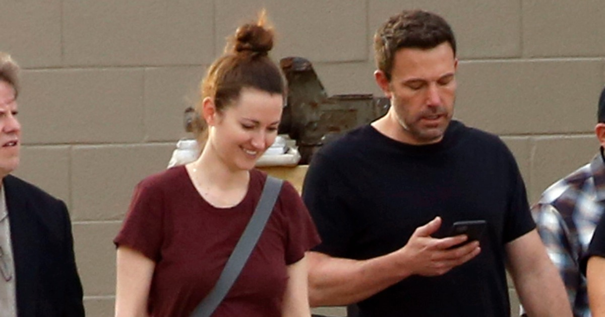 Ben Affleck Films Deep Water In New Orleans With Ana De
