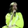Billie Eilish Wearing Neon