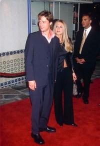 Brad Pitt Wearing a Tux With Jennifer Aniston