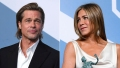 Brad Pitt Has the Sweetest Reaction When Asked If He'll Take Jen Aniston to the Oscars