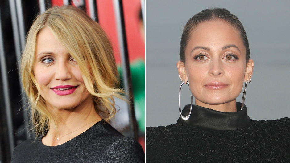 Cameron Diaz Looking to Sister-in-Law Nicole Richie For Parenting Advice