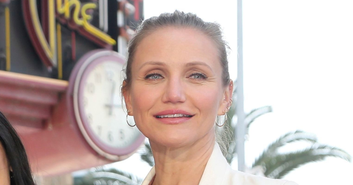 Cameron Diaz Spotted After Welcoming Baby Girl Raddix: See ...Cameron Diaz Baby 2020