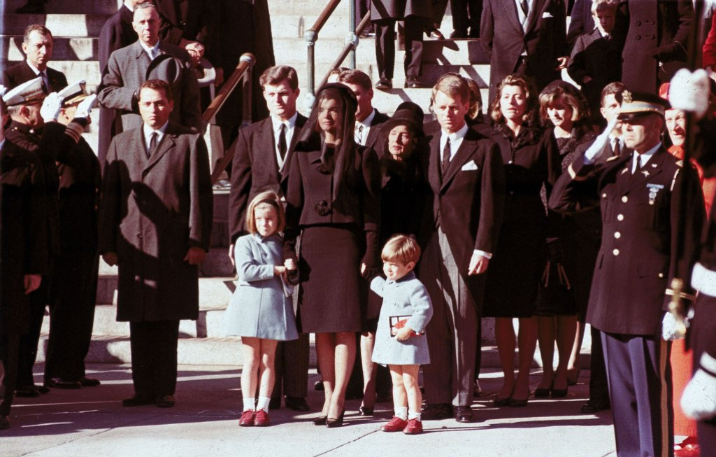 Caroline Kennedy Jacqueline Kennedy and John F Kennedy Jr and JFK Funeral There Is a Litany of Recklessness Bad Behavior Criminality and Bad Luck Behind the Kennedy Curse