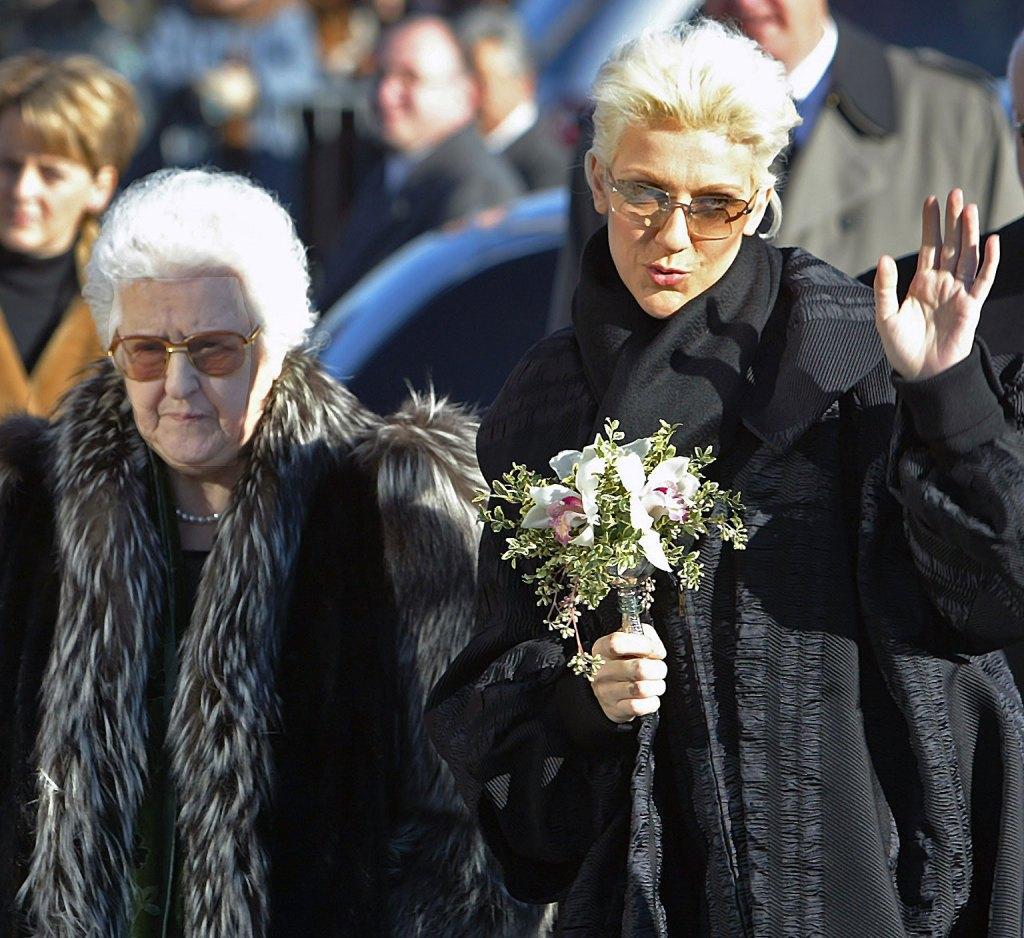 Celine Dion Mom Therese Dies 92