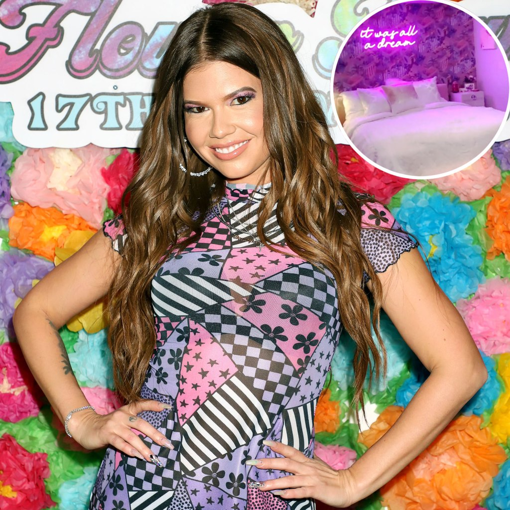 Chanel West Coast Share New Bedroom Accessory