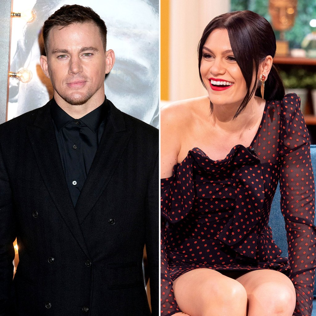 Channing Tatum Jessie J Are Back Together But Taking It Slow