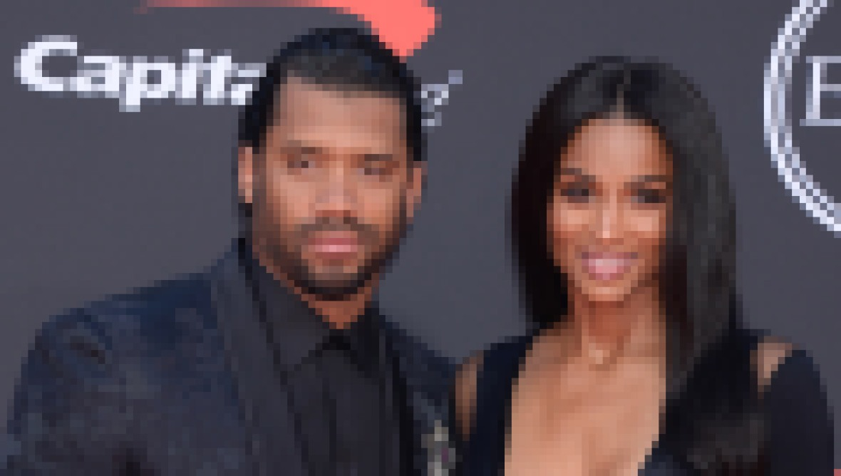 Ciara Pregnant With Baby No. 3 With Husband Russell Wilson