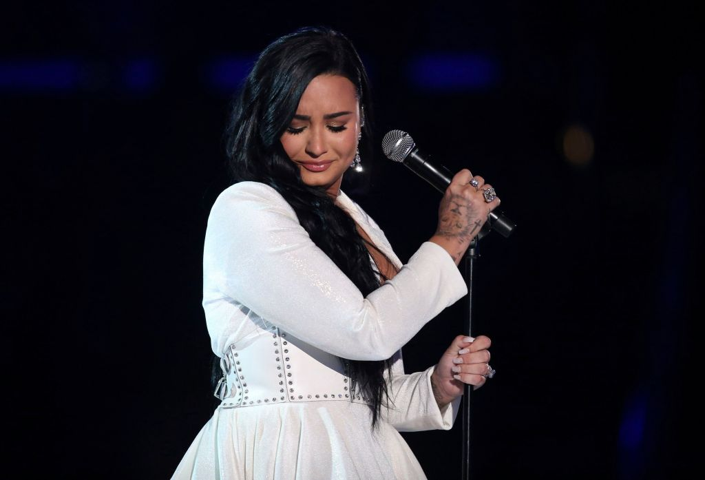 Demi Lovato Reveals She Almost Quit Music Following Overdose: 'It Was a Scary Time in My Life' inline