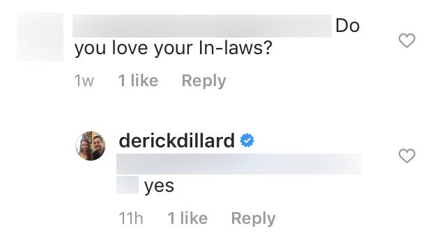 Derick Dillard Says He Loves His In-Laws After Exposing Jim Bob Duggar
