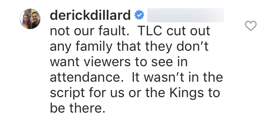 Derick Dillard Says TLC Cut Out His and Amy Duggar's Families
