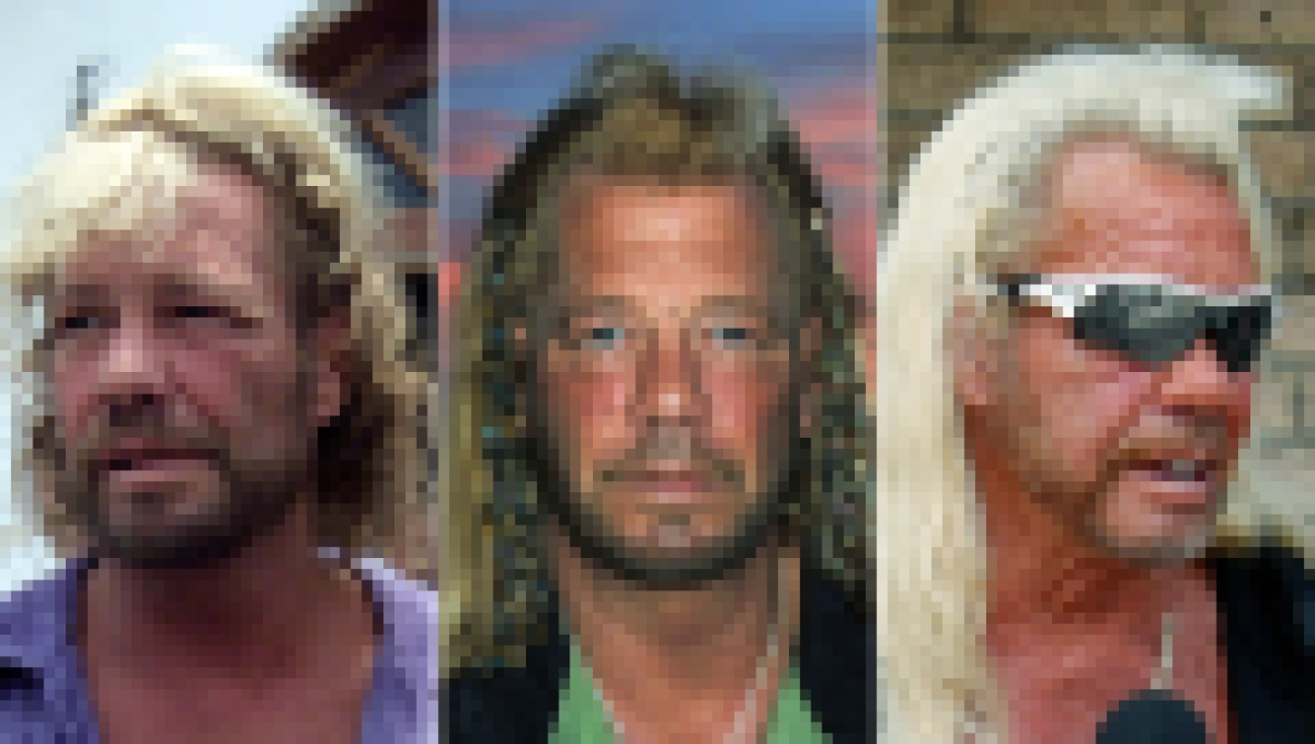 Dog the Bounty Hunter Transformation