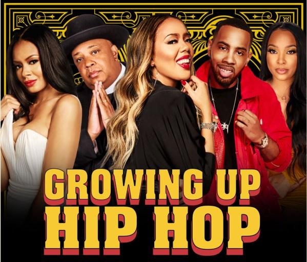 Growing Up Hip Hop tout