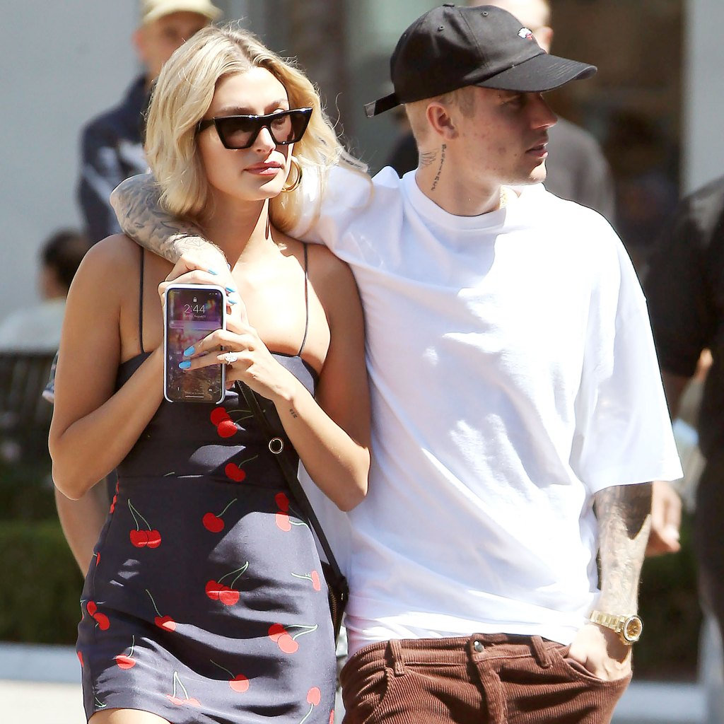 Hailey and Justin Relationship Timeline