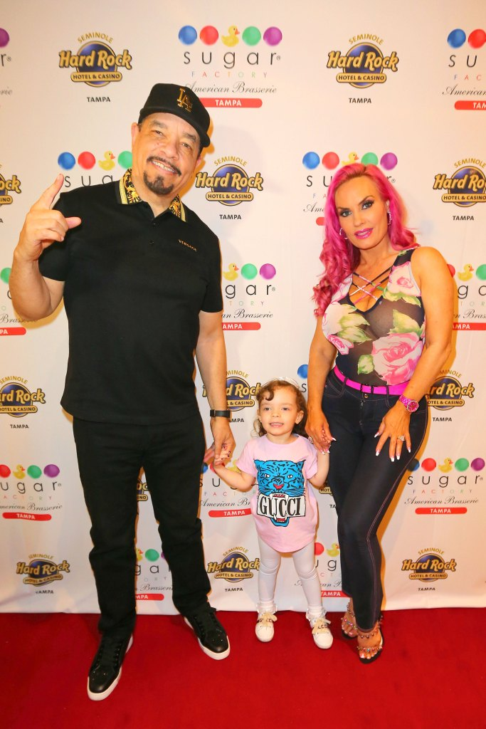 Ice-T and Coco Austin's Daughter Chanel Pokes Fun at Their Fans in the Cutest Way