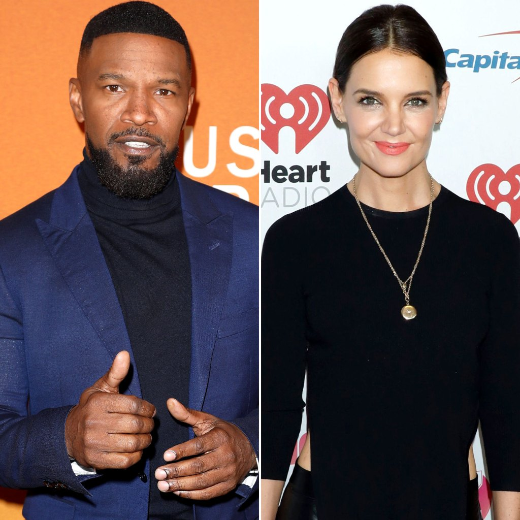 Jamie Foxx Reveals What His 'Perfect Date' Looks Like Following Split From Katie Holmes