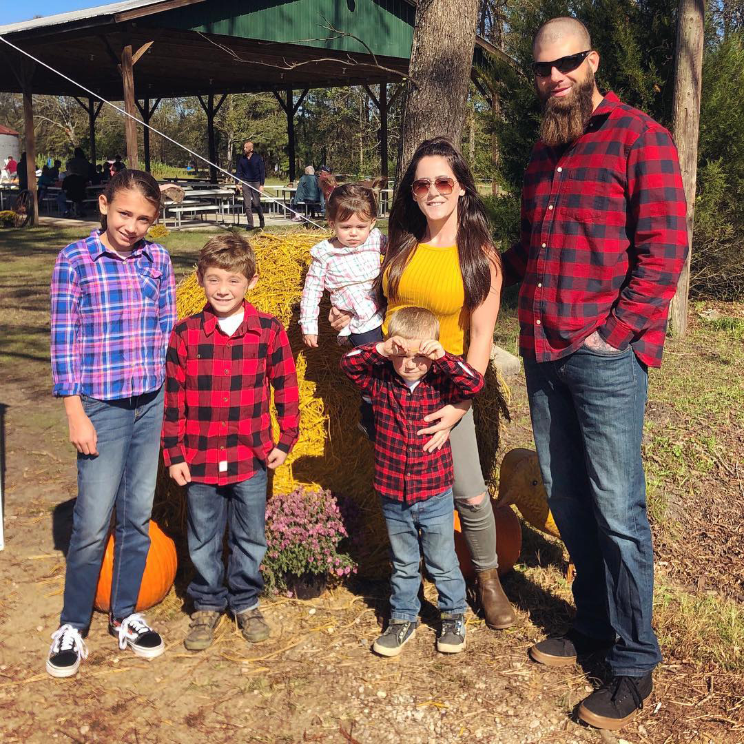Jenelle Evans Insists She's 'Not' Back With David Eason