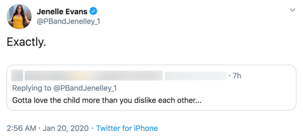 Jenelle Evans Seemingly Calls Out Ex Nathan Griffith Over Parenting Drama