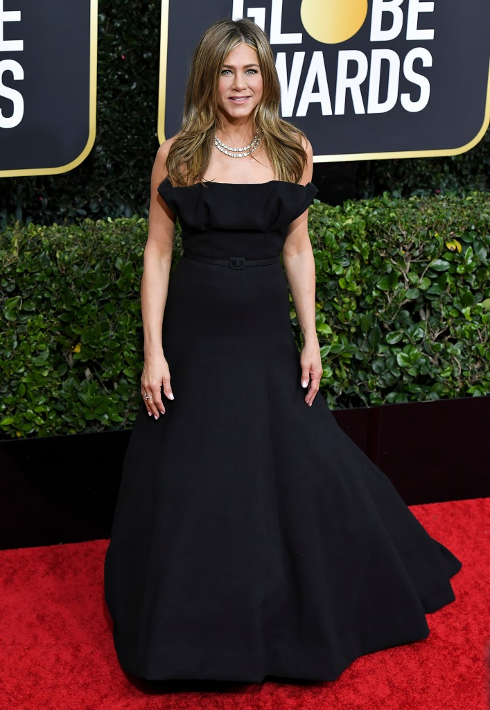Jennifer Aniston Golden Globes 2020