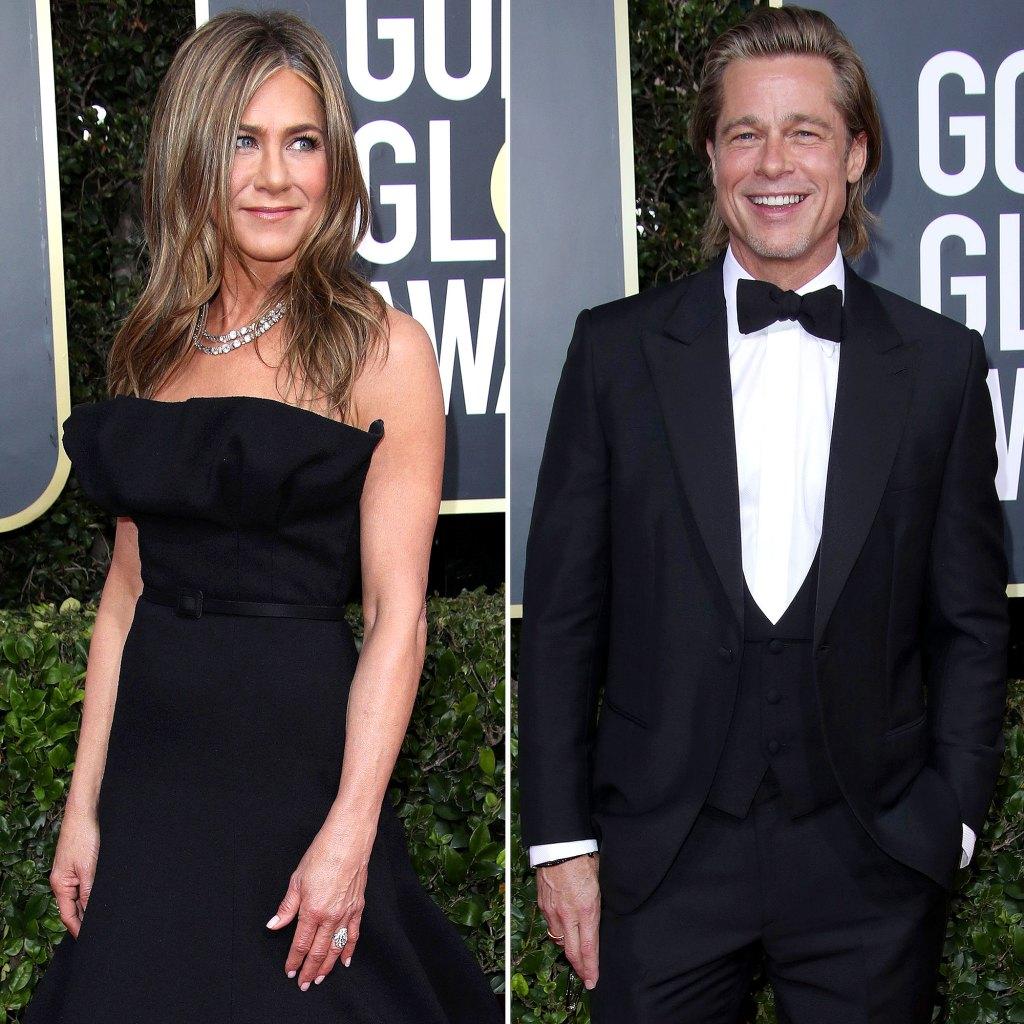 Jennifer Aniston Likes IG Post About Ex Brad Pitt Golden Globes Win