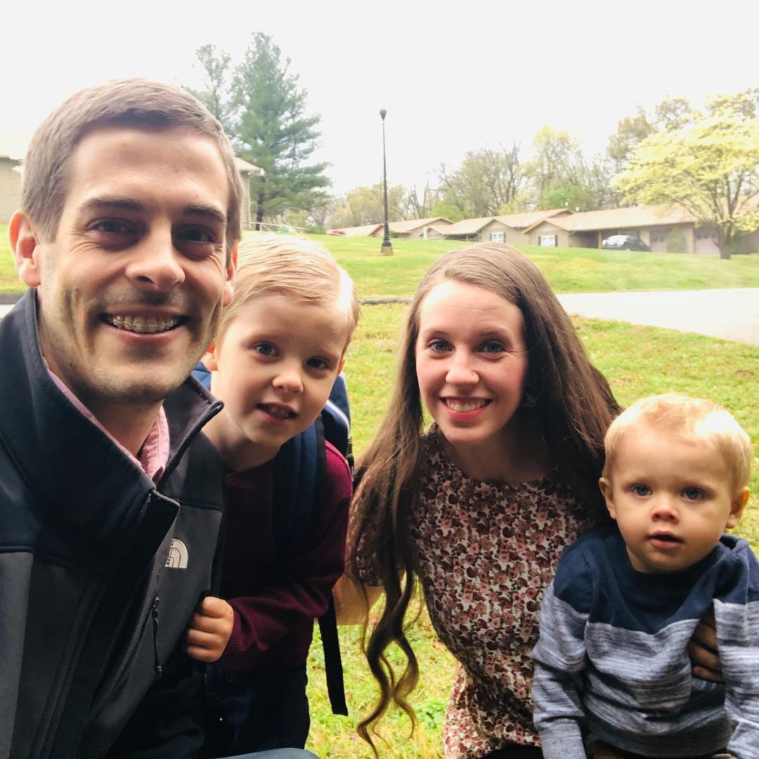 Jill Duggar Slams Suggestion She Should Put Her Kids in Daycare and 'Go Back to School or Work'