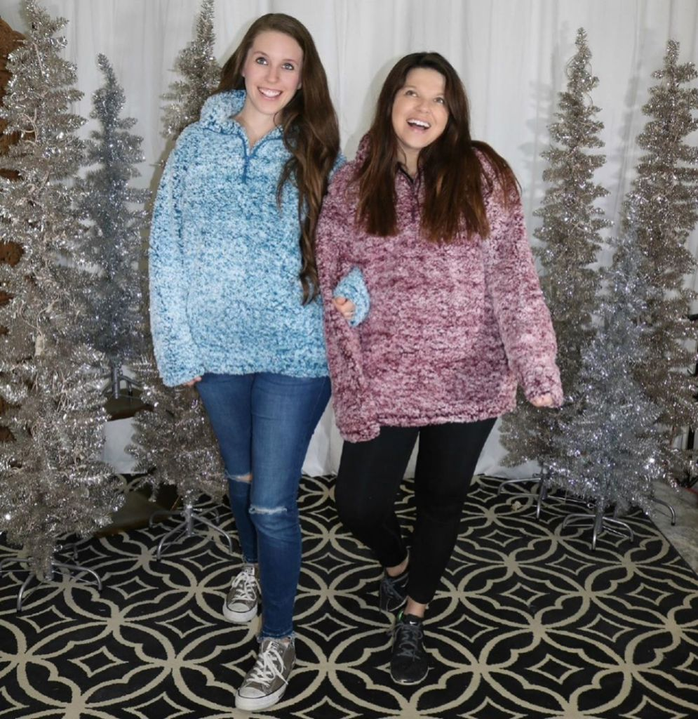 Jill and Amy Model 3130 Clothing Together