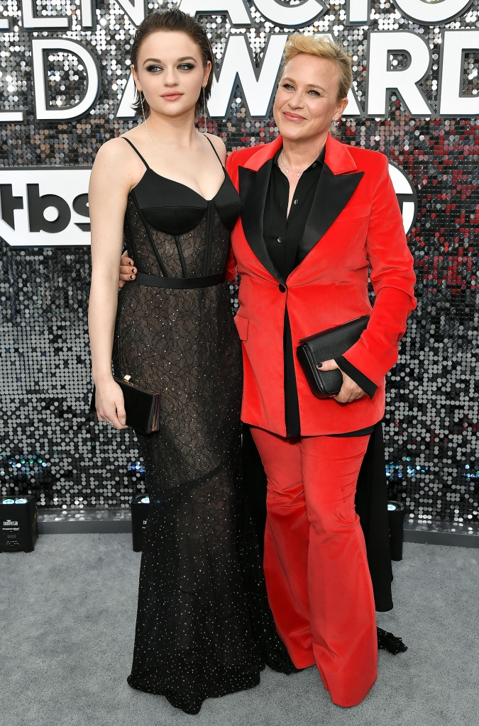 Joey King and Patricia Arquette SAG Awards 2020