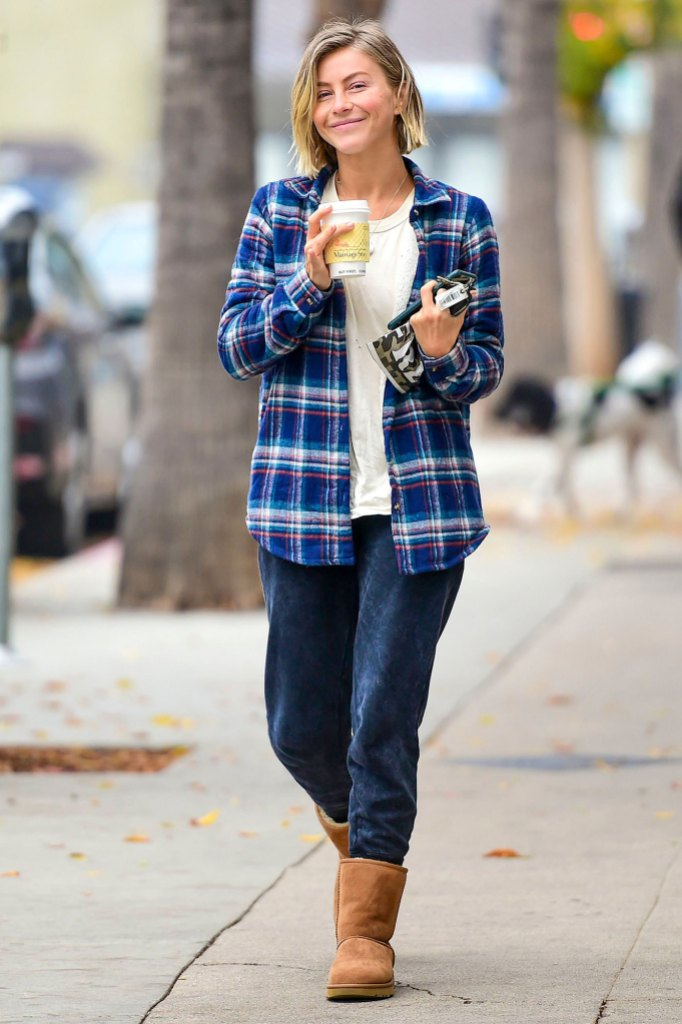 Julianne Hough Out and About