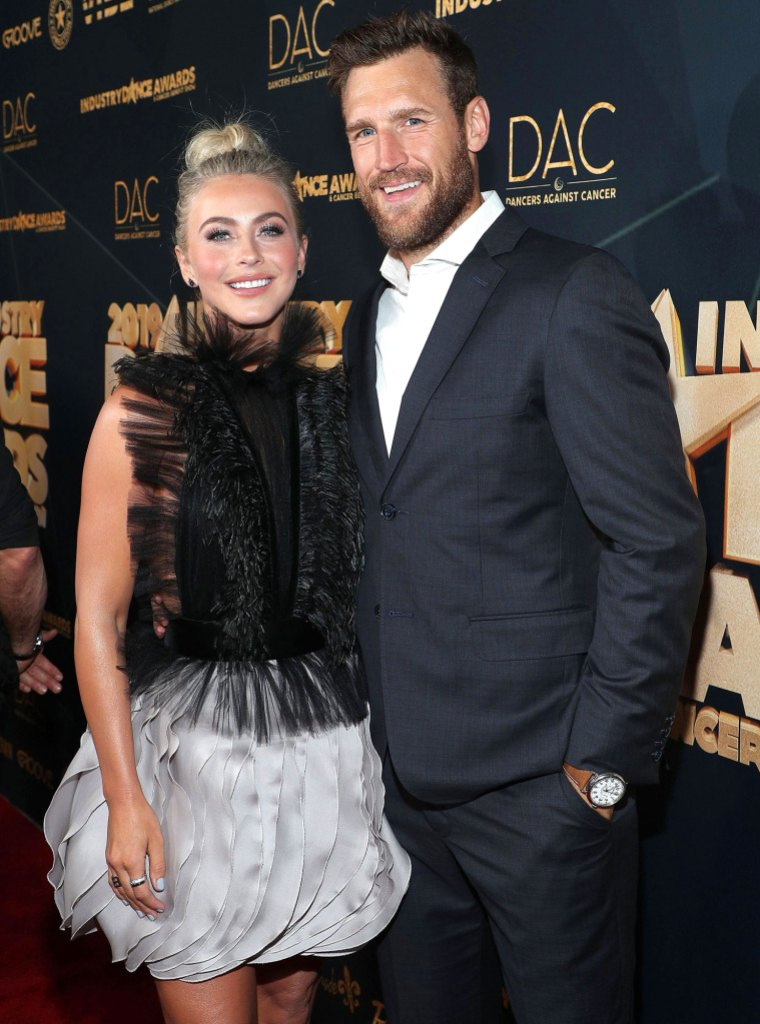 Julianne Hough and Brooks Laich Industry Dance Awards