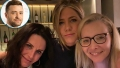 Justin Timberlake 'Likes' a 'Friends' Reunion Photo of Jennifer Aniston, Courteney Cox and Lisa Kudrow