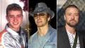 Justin Timberlake Transformation