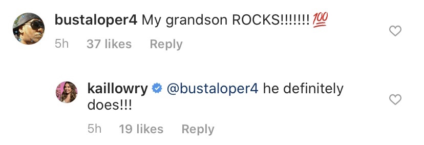 Kailyn Lowry and Chris Lopez's Dad Agree Lux Rocks
