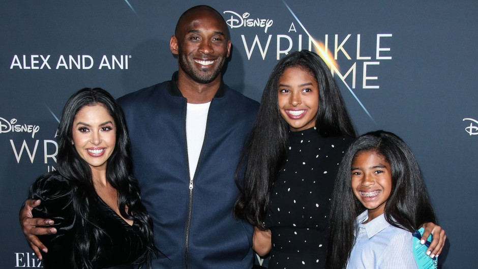 Kobe Bryant Family Pictures Photos of His Wife and Kids