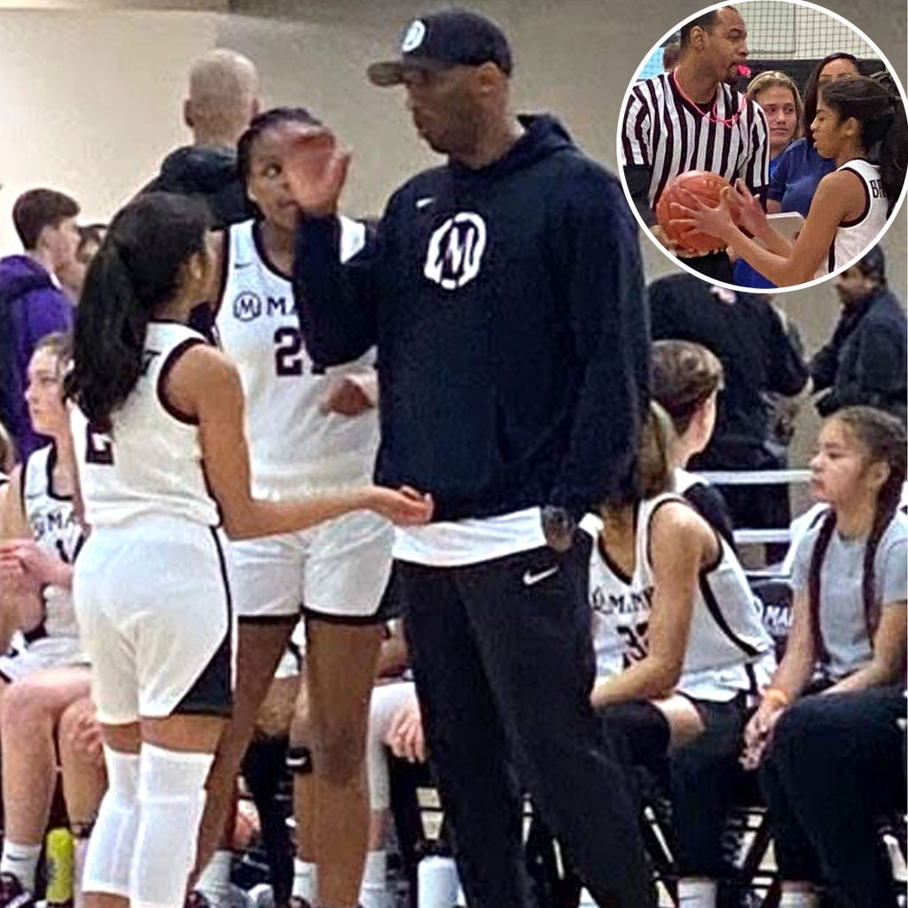 Kobe Bryant Gianna Visit Mamba Academy Before Deaths