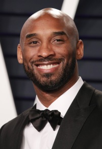 Kobe Bryant Wearing a Suit