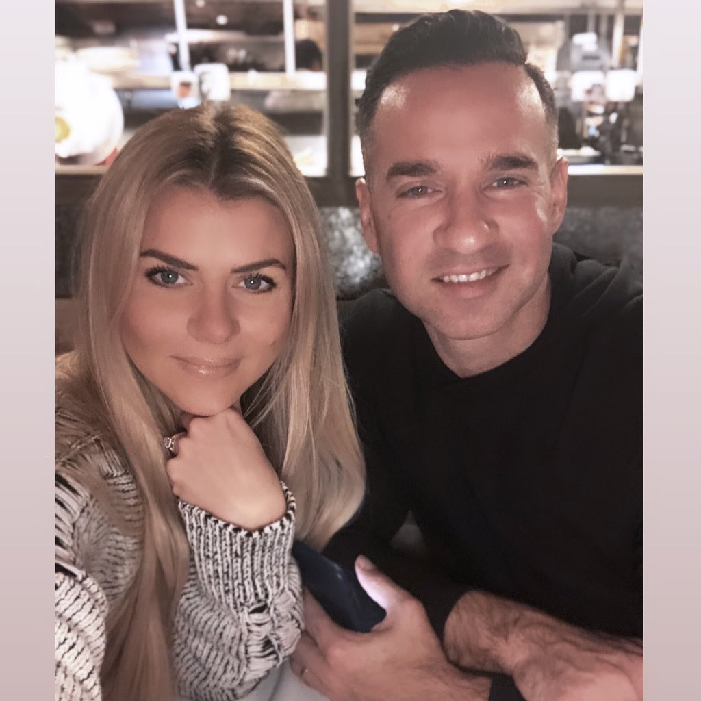Mike Sorrentino Reveals the Special (and Sexy!) Way He Plans on Celebrating Wife Lauren's Birthday