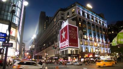 Macy's New York Store