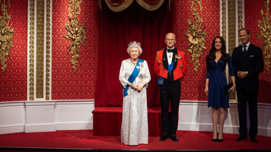 Madame Tussaud's Takes Down Meghan and Harry Wax Figures